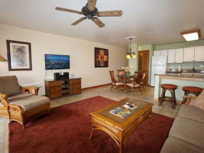 Photo for Stunning 1 BR Condo in Kauai