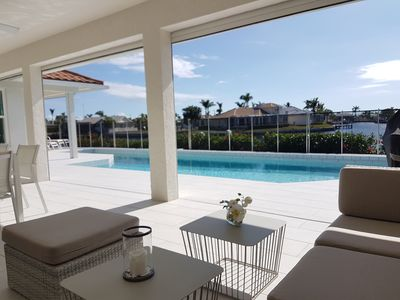 Photo for 25% discount June_Best location_Southern exposure_Wide&long view_Oversized pool