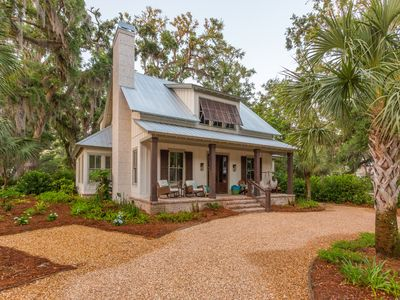 Photo for 4BR House Vacation Rental in St. Simons Island, Georgia