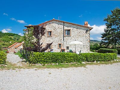 Photo for Apartment Santa Fiora retreat  in Arcidosso, Siena and sourroundings - 3 persons, 2 bedrooms