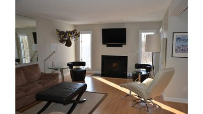 Photo for MODERN UPDATED CONDO/5 MINUTES TO BOYNE AND NUBS NOBS SKI RESORTS