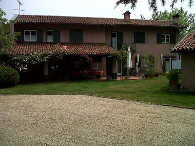 Photo for Charming house in the countryside 20 km from Turin