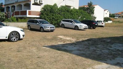 Photo for Two bedroom apartment with air-conditioning Povljana, Pag (A-12169-c)