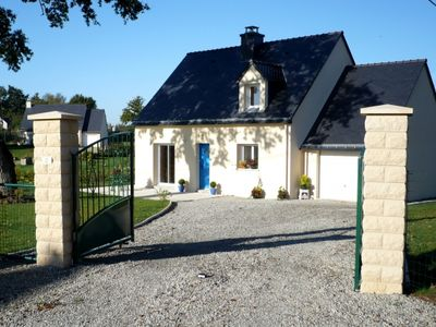 Photo for Holiday house Guéhenno for 1 - 6 persons with 3 bedrooms - Holiday home