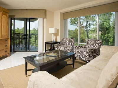 Photo for Sit Back and Relax on the Private Balcony and Enjoy the Ocean View, 2 Bedroom Condo