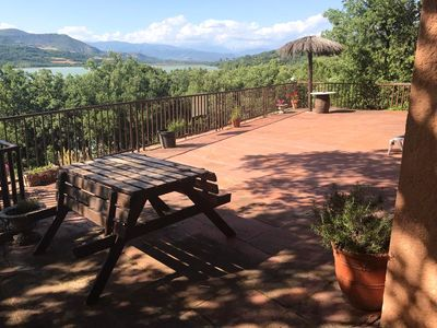 Photo for Homerez last minute deal - Nice house in Llimiana