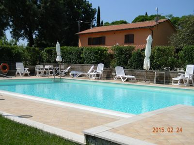 Photo for 2BR Chateau / Country House Vacation Rental in Castiglione In Teverina