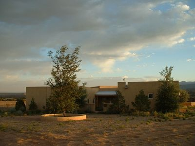 Photo for Abiquiu on the Mesa/  Designer Adobe Deluxe Vacation Home.