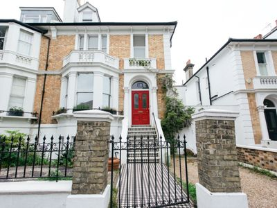 Photo for Beautiful Victorian Family Home in the  heart of Hove - with private yoga studio