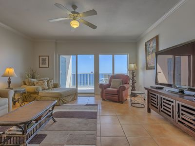 Photo for Admirals Quarters 804 Orange Beach Gulf Front Vacation Condo Rental - Meyer Vacation Rentals