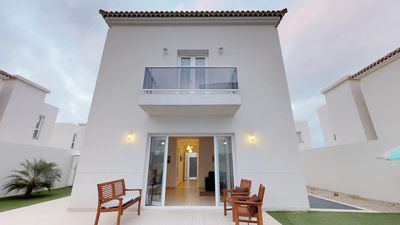 Photo for YUCCA VILLA -4 WITH A PRIVATE SWIMMING-POOL, 3BD