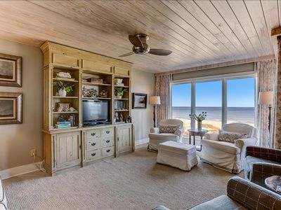 Oceanfront Living at its Best! Professionally renovated and decorated with a breathtaking oceanview.