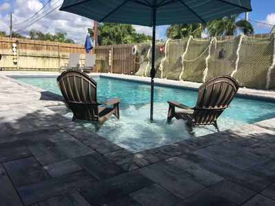Photo for Family Friendly with CRIB*** Heated Pool***Naples Park!