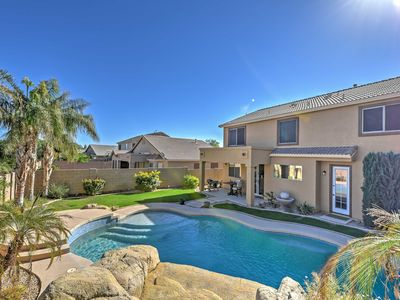 Photo for Inviting Surprise Home w/ Private Pool, Near Golf!