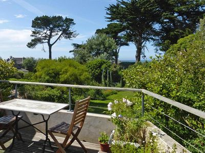 Photo for Holiday flat, Port Blanc-Penvénan  in Côtes d'Armor - 2 persons, 1 bedroom