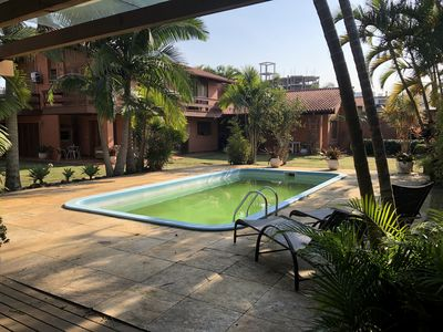 Photo for House with pool, suites, garage for 4 cars, 1500 meters of total area.