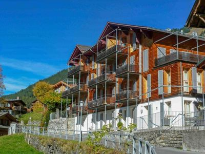 Photo for Apartment Breithorn-Residence in Wengen - 3 persons, 1 bedrooms