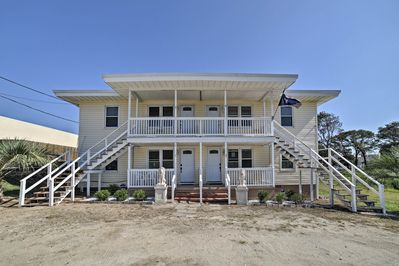 'Myrtle Beach Short Stay' is ideal for families.