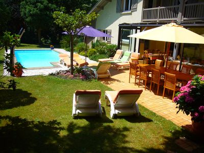 Photo for House / Villa luxe - Labenne-Océan,House 150 m from the beach,