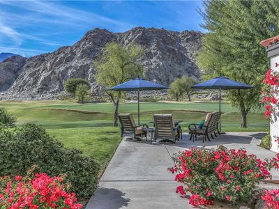 Photo for Amazing Mountain Views At PGA West