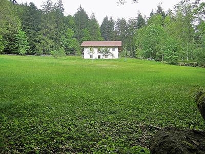 Photo for Holidayhouse with terrace in a superb location in the Bavarian Forest