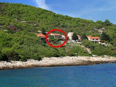 Photo for Apartment in Brgujac (Vis), capacity 4+0