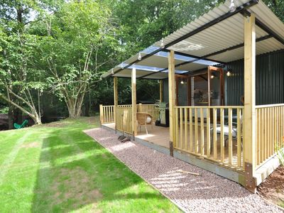 Photo for 1 bedroom Log Cabin in Abergavenny - 53246