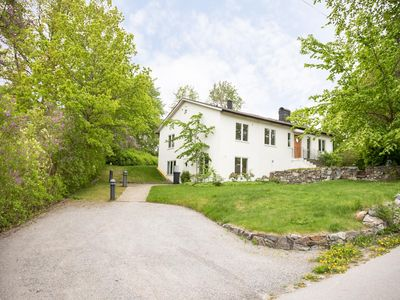 Photo for Lovely house close to seaside and Stockholm City