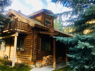 Photo for Amazing Log Home Retreat Hailey-Sun Valley close