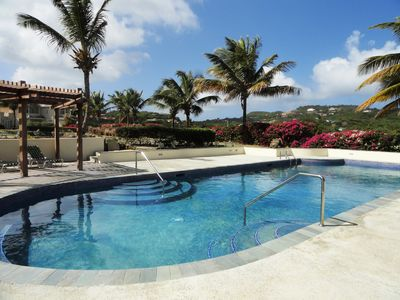 Photo for Fantastic location near best beaches & golf course, large pool, best services