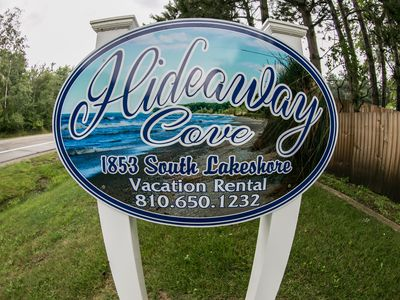 Photo for 2 Lakefront Homes On Sandy Beach, Hottub/ SwimSpa & 4-Kayaks/2-SUP