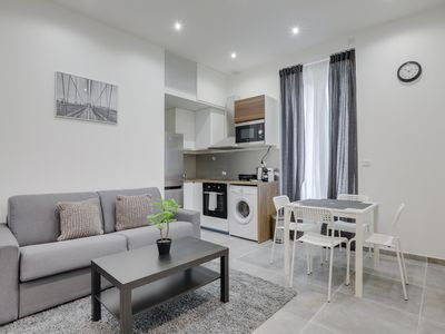 Photo for Beautiful one bedroom flat - Part Dieu