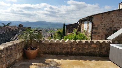 Photo for 3 Badrooms villa with SPA in historical mediaval village nearby the Côte d'Aazur