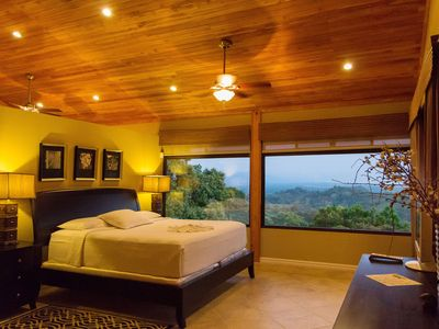 Photo for Cozy, Private, Treetop Home in Quiet Area with Ocean & Mountain Views!