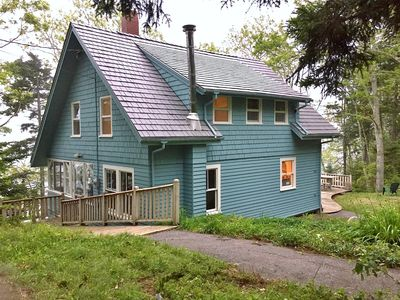 Photo for Idyllic Oceanfront Cottage in Maine! - Social Distancing in Style!