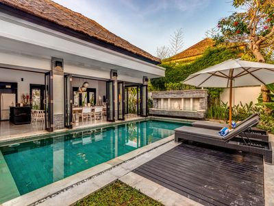 Photo for STUNNING 3 BED PRIVATE POOL VILLA