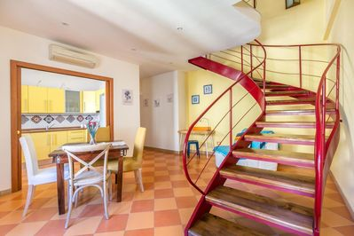 apartment in the historical centre of Sorrento close to the sea and restaurants