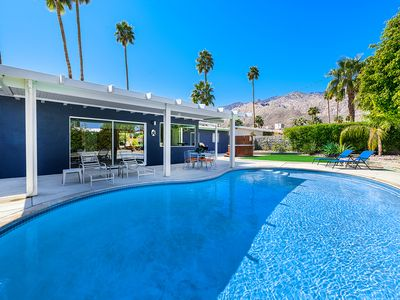 Photo for Pool, Hot Tub, Outdoor Living, Pool Table, Excellent Location, Updated and Modern