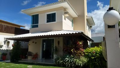 Photo for GB01 Excellent House 4/4 in Guarajuba Pool, WiFi