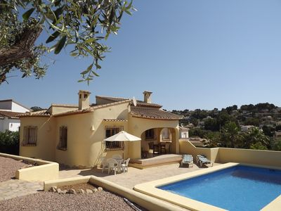 Photo for Luxury Detached Villa with Private Pool Near Moraira 8024370