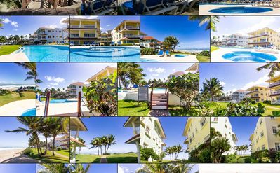 Photo for Romantic two-storey loft with ocean and mountain views, a few feet from the beach!!!