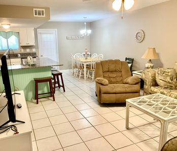 Photo for END OF SUMMER SALE!!! Newly remodeled townhome in Gulf Highlands resort