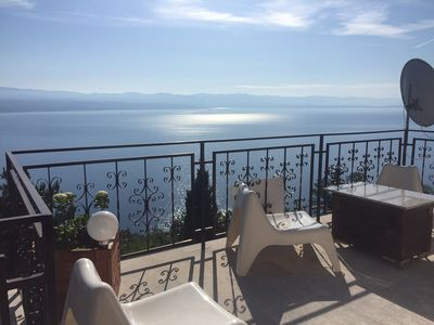Photo for Holiday apartment with wonderful panoramic views