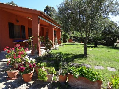 Photo for Beautiful semi-detached holiday house in a quiet setting, 3 km from the beach.