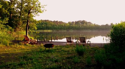 Photo for Right on the lake! - plenty of space for family & friends - modern & exclusive