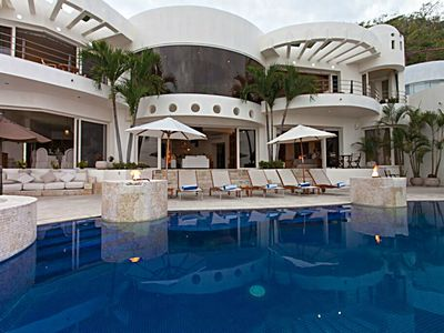 Photo for 5BR Villa Vacation Rental in Puerto Vallarta