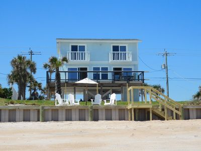Photo for Pelican's Perch, Brand New Oceanfront Vacation Rental