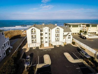 Photo for Wellington By The Sea #203 - 3 Bedroom Luxury Oceanfront in Kill Devil Hills