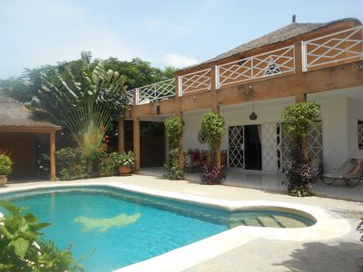Photo for 3BR Villa Vacation Rental in Saly, Thiès