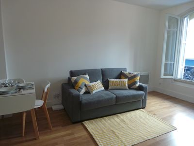 Photo for 1 bedroom flat just 200m from the Negresco